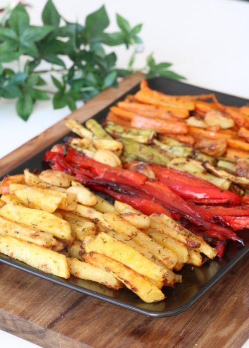 fırında soslu kızartması tarifi
