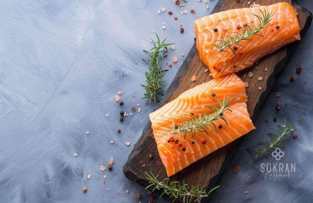 somon balığı