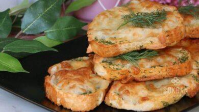 fırında bayat ekmek böreği tarifi