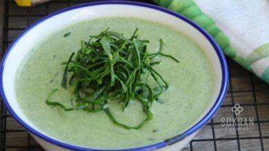 ıspanak çorbası tarifi