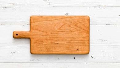 kesme tahtası kolay nasıl temizlenir