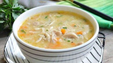 şifa çorbası tarifi